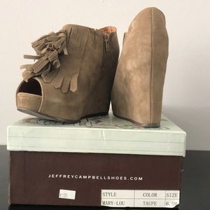 Jeffrey Campbell Mary-Lou shoes
